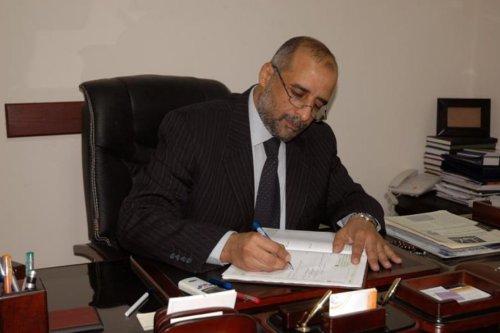 Spokesperson for the brotherhood Talaat Fahmy [TalatFahmy/Facebook]