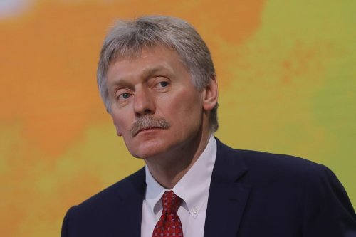 Kremlin spokesman Dmitry Peskov in Moscow, Russia on 17 December 2020 [Sefa Karacan/Anadolu Agency]