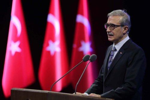 Turkey's Defense Industries Presidency (SSB) Head, Ismail Demir on December 21, 2020 [Arda Küçükkaya/Anadolu Agency]