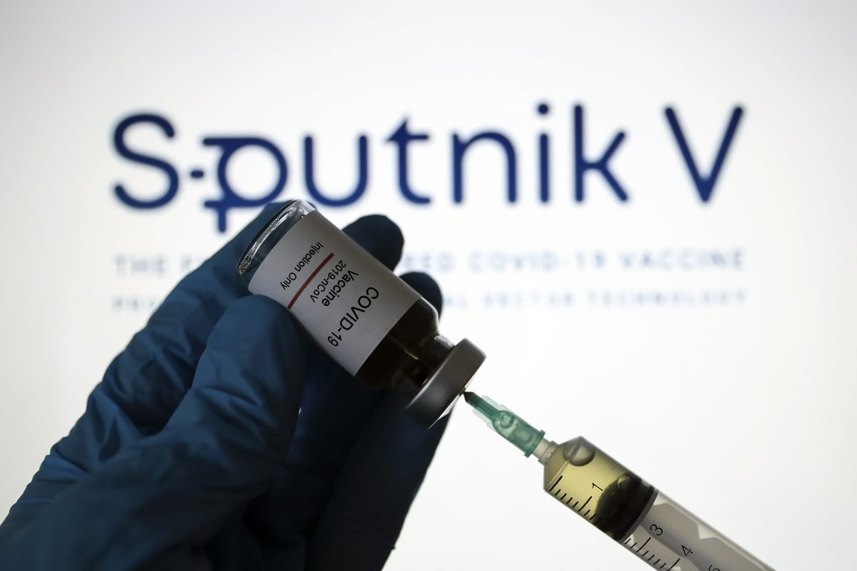 COVID-19 vaccine in Ankara, Turkey on 24 December 2020 [Hakan Nural/Anadolu Agency]