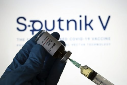 COVID-19 vaccine in Ankara, Turkey on 24 December 2020 [Hakan Nural/Anadolu Agency]
