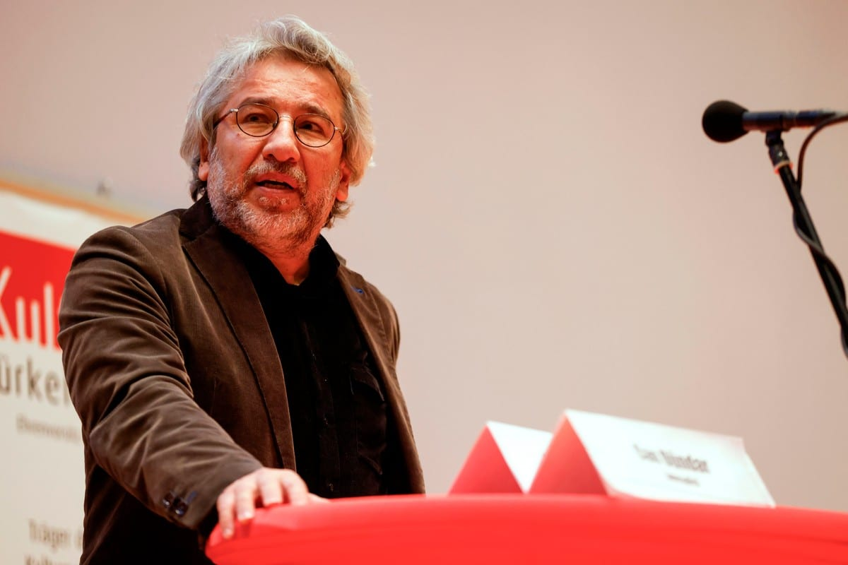 Can Dundar, Turkish journalist in Berlin on 6 October 2020 [ODD ANDERSEN/AFP/Getty Images]