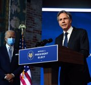 Biden's Secretary of State to include Israel and Gulf States in Iran talks