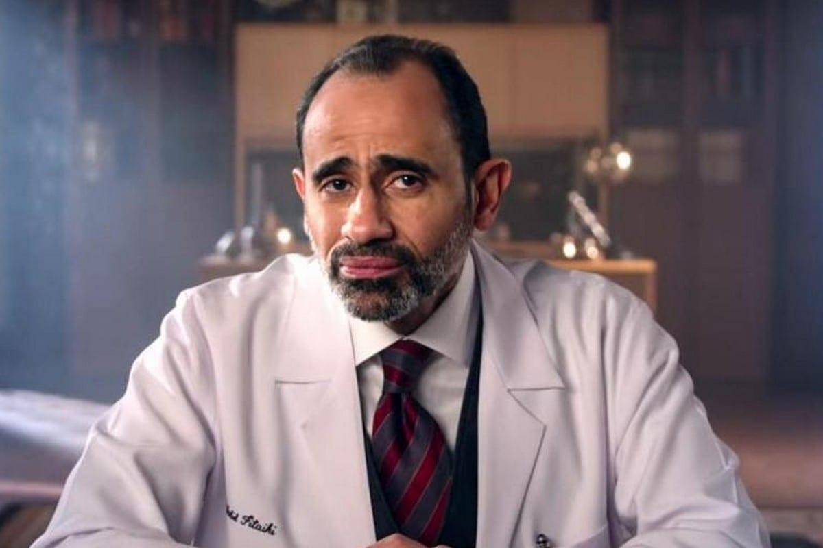 Saudi American doctor, Walid Fitaihi, 20 February 2020