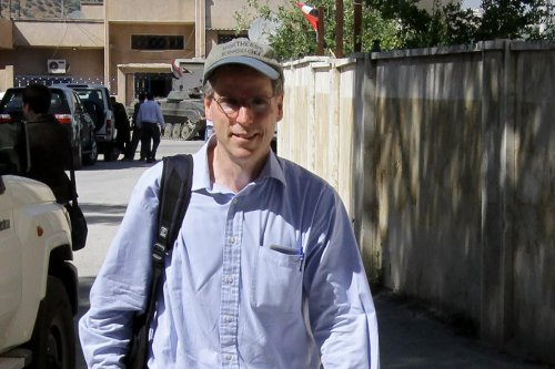 Former US envoy to Damascus Robert Ford