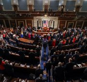 US lawmakers approach crunch vote to restrain presidents from launching never-ending wars