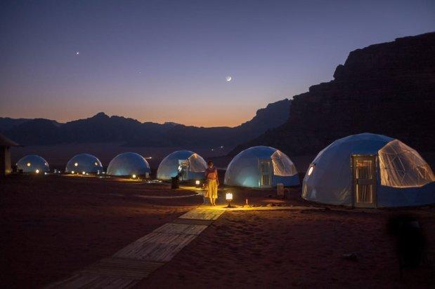 The Martian Camp in Wadi Rum, Jordan on 28 September 2017 [soomness/Flickr]