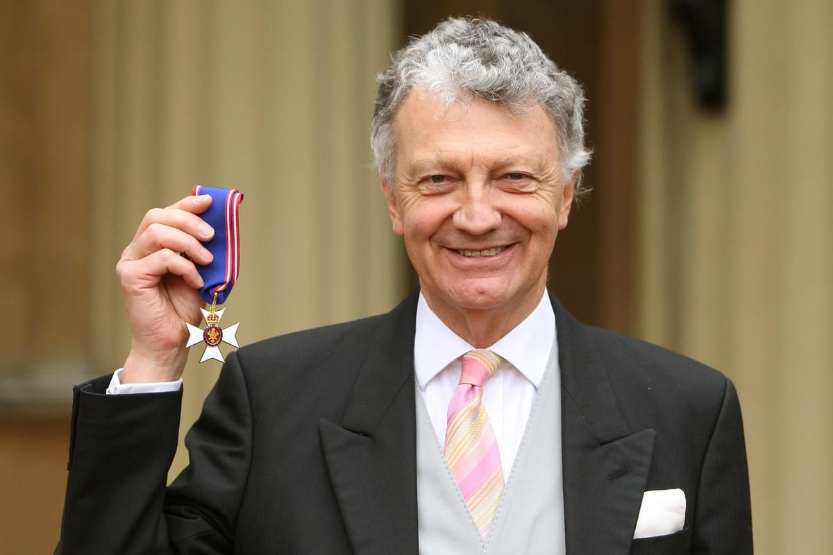 William Shawcross in London, UK on 10 March 2011 [Dominic Lipinski - WPA Pool/Getty Images]