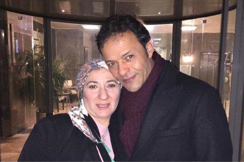 Political activist Ghada Najibe [Ghada Najibe/Facebook]
