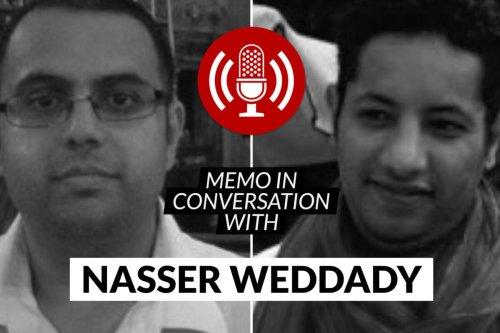 MEMO in conversation with: Nasser Weddady
