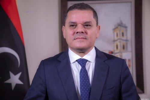 TRIPOLI, LIBYA - FEBRUARY 06: Libyan New Prime Minister Abdul Hamid Dbeibah speaks exclusive interview in Tripoli, Libya on February 06, 2021. ( Mücahit Aydemir - Anadolu Agency )