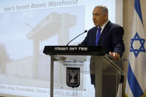 Over 20 ex-Israel officials back US return to Iran nuclear deal