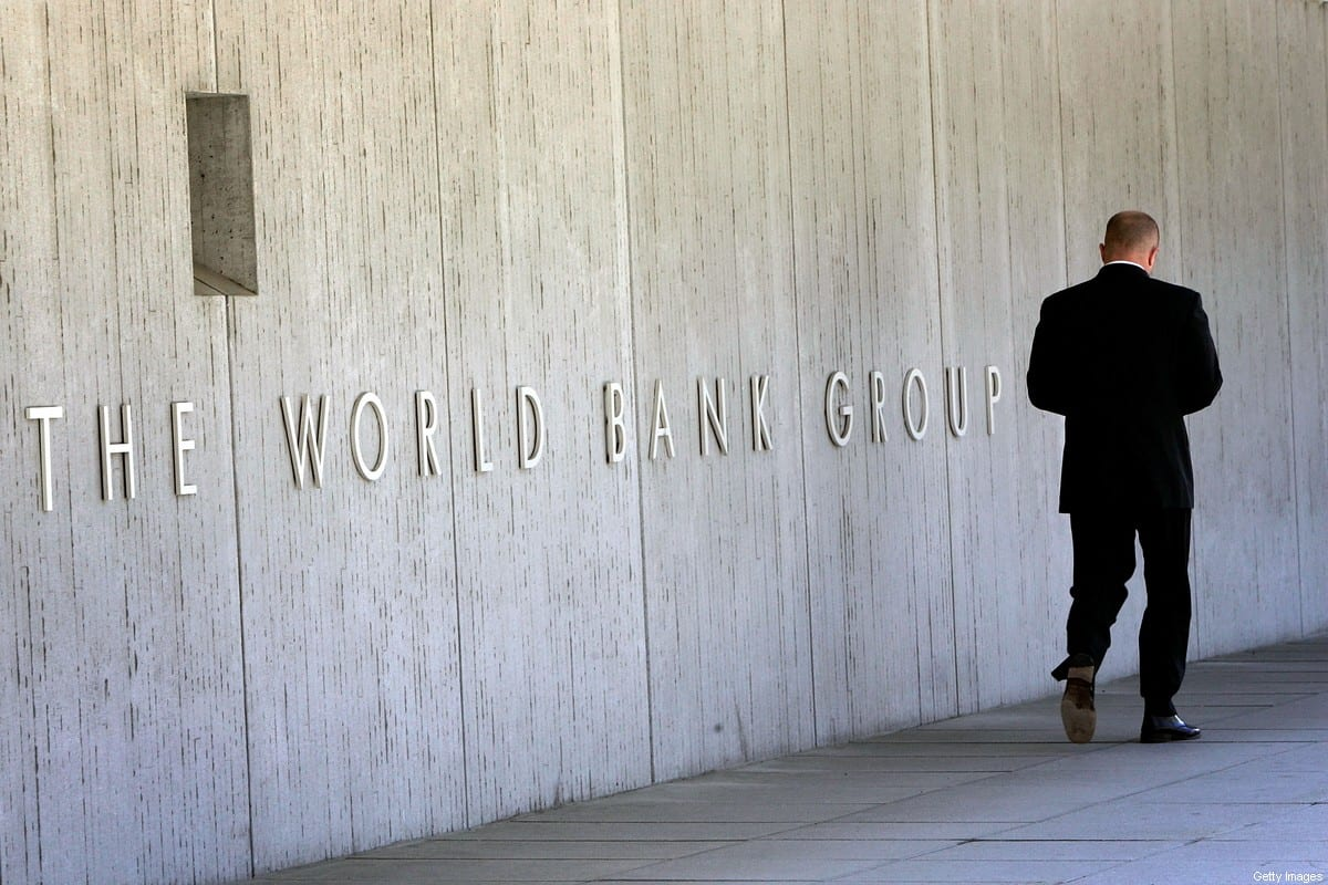 World Bank headquarters May 8, 2007 in Washington, DC [Win McNamee/Getty Images]
