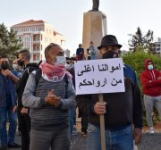 How did Lebanon's financial meltdown happen?