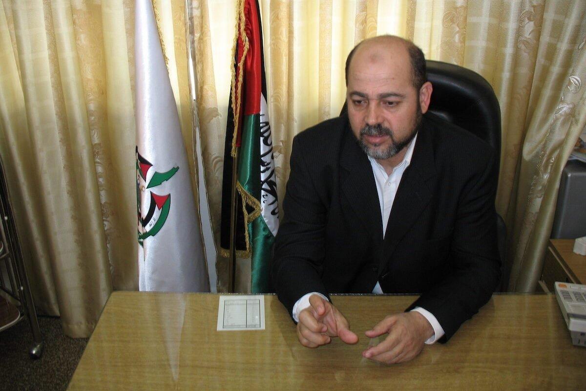 Hamas Political Bureau member Mousa Abu Marzouk [Wikipedia]