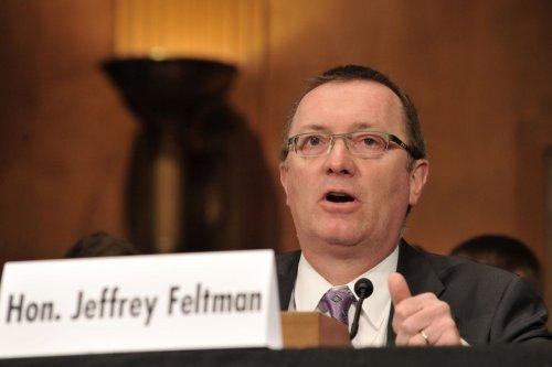 Former US and UN official Jeffrey Feltman on March 1, 2012 on Capitol Hill in Washington, DC [KAREN BLEIER/AFP via Getty Images]