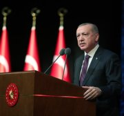 President: Turkey only aims to protect its rights