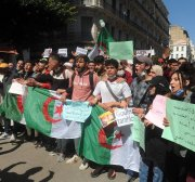 Algeria imposes restrictions on street protests