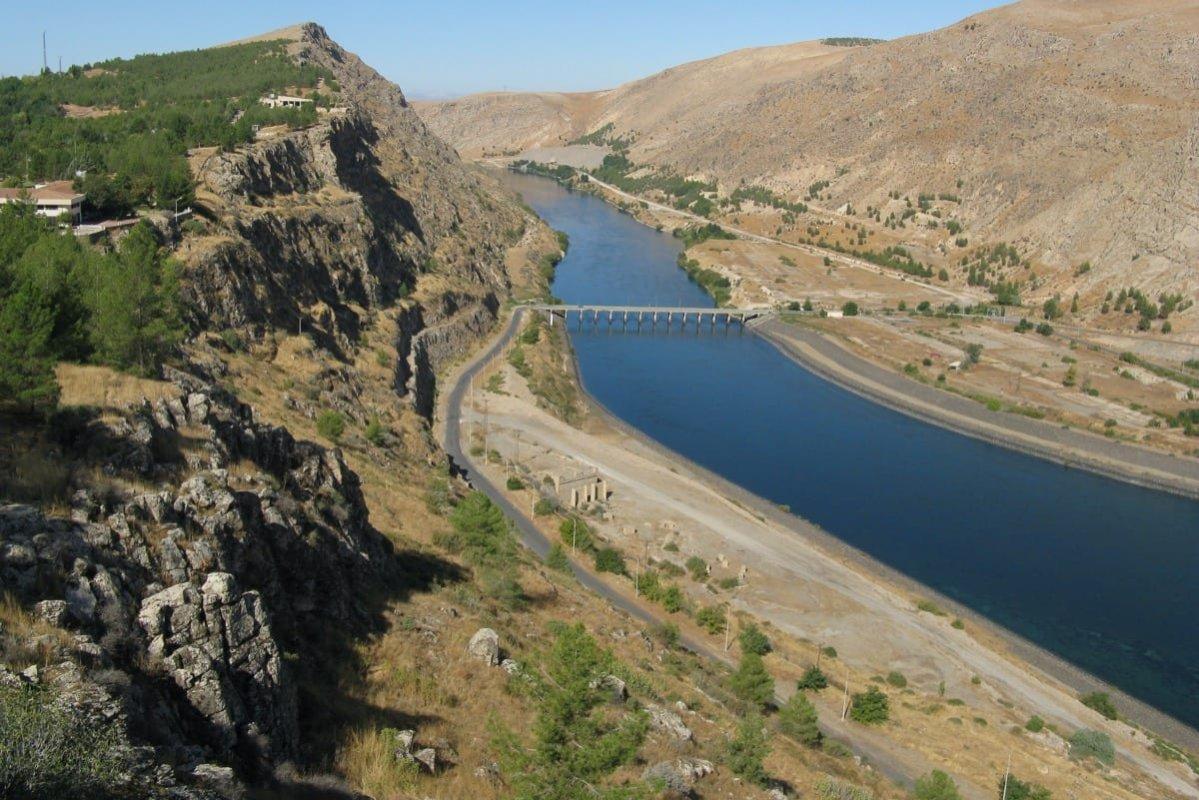 Euphrates River [Wikipedia]