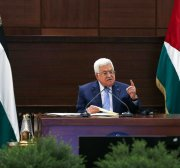 Abbas has climbed down on holding the Palestinian elections, as usual