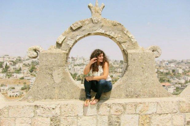 in palestine before shooting cup reader