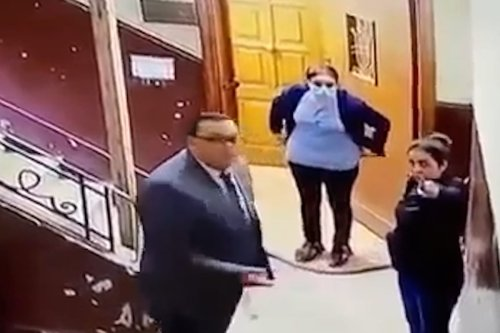 Thumbnail - Egypt man arrested for alleged assault on 7-year-old girl