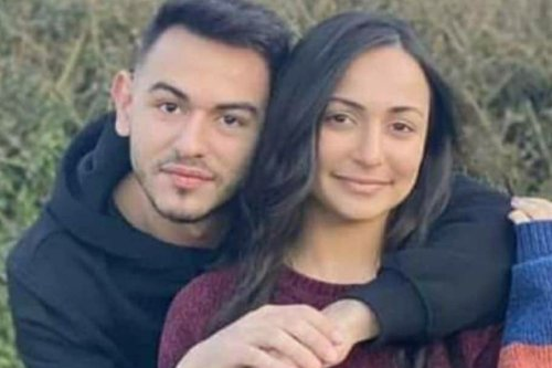 Syrian refugees Dania and Hussam are facing deportation from Denmark to Syria [AlysiaAlexndra/Twitter]