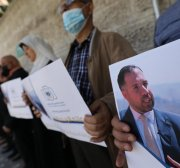 Gaza stands in solidarity with detained journalists