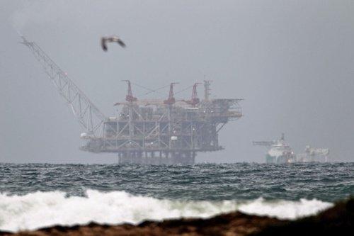 ISRAEL-ENERGY-GAS