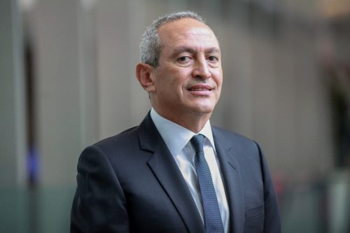 Nassef Sawiris, chief executive officer of Orascom Construction Industries, poses for a photograph after an interview in New York, US, on Wednesday, September 5, 2012 [Stephen Yang/Bloomberg via Getty Image]