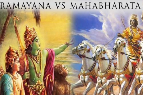 The ancient Indian epics of Ramayana and Mahabharata [Youtube]