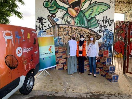 Cinco Pilares Institution (ICP) for Humanitarian Aid [ICP]