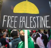 The Palestinians are already free; it is we who are held captive by Zionism
