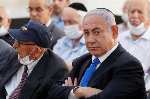 Former Israeli Prime Minister Benjamin Netanyahu on 26 May 2021 [JACK GUEZ/AFP via Getty Images]