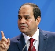 President: Egypt ready to support elections in Libya