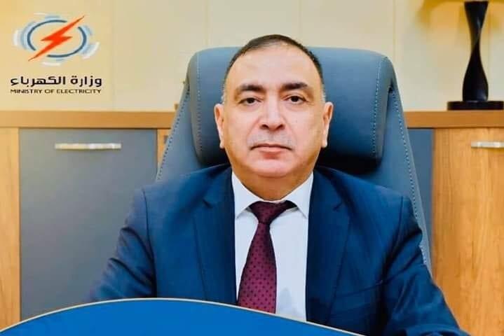 Former Iraq's Minister of Electricity, Majed Mahdi Hantoosh [Facebook]