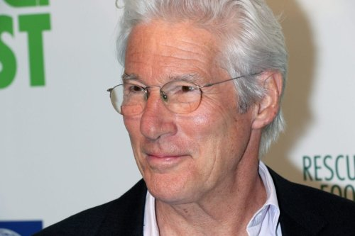 Actor Richard Gere attends the 2019 City Harvest Gala at Cipriani 42nd Street on April 30, 2019 in New York City [Jim Spellman/Getty Images]
