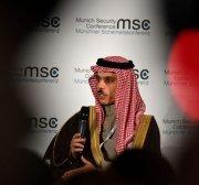 Saudi Arabia: minister says Israel must allow establishment of a Palestinian state