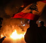 The Lebanese people are living in terror