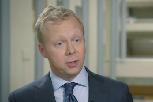 EU's Middle East Peace Envoy Sven Koopmans in 2018 [Wikipedia]