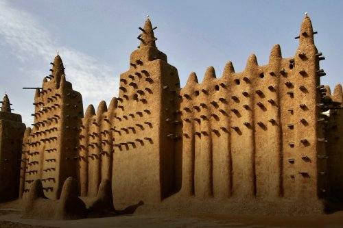 Discover the Great Mosque of Djenne, Mali