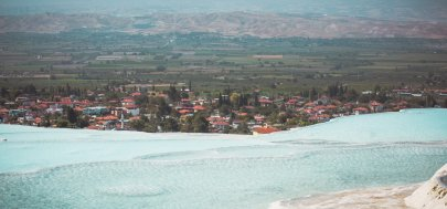 Pamukkale, Turkey [Ismael Romero]