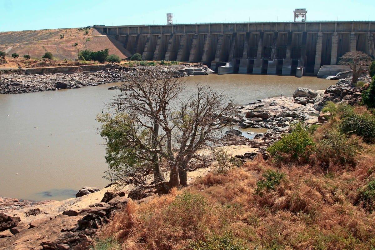 Grand Ethiopian Renaissance Dam in Sudan on 27 November 2020 [EBRAHIM HAMID/AFP/Getty Images]