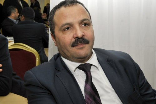 Former Tunisian Minister of Health Abdellatif Mekki in Tunis. Tunisia on February 21, 2013 [FETHI BELAID/AFP /Getty Images]