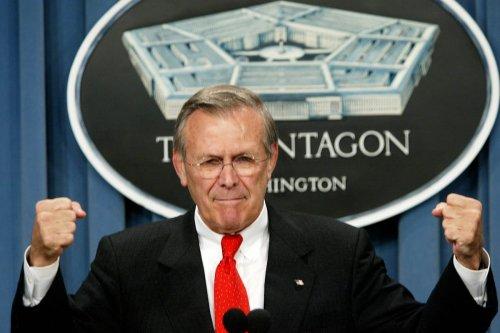 Architect of Iraq war, US' Donald Rumsfeld dies at 88