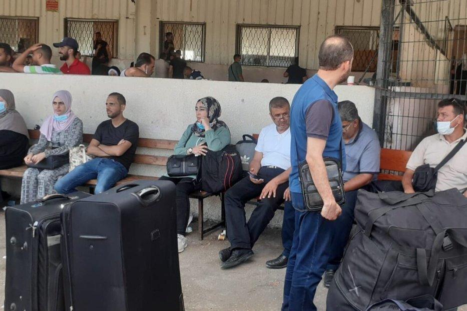 Rafah Crossing, path of pain for Gaza passengers