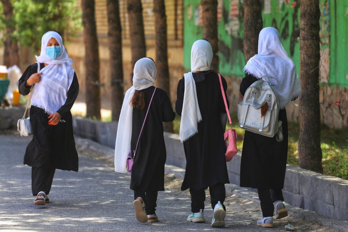 Daily life continues after Taliban takeover of the Herat City, Afghanistan, on August 29, 2021 [Mir Ahmad Firooz Mashoof/Anadolu Agency]