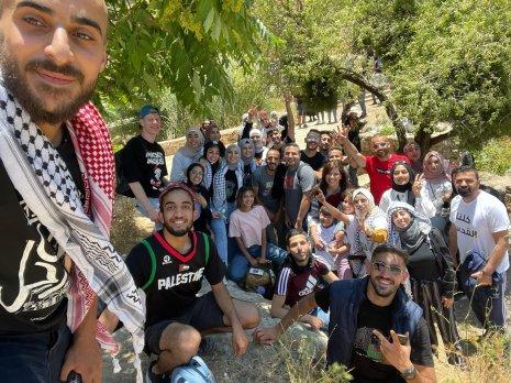 Palestine Traveller [Ramzi Abbasi]