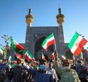 Iran faces a hostile coalition