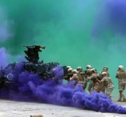 Oman, US hold joint military exercise 'Valley of Fire 2021'
